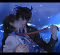 Kaito x Shinichi (Magic Kaito / Case Closed) - anime fan art