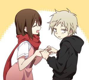 Kano Shuuya and Ayano