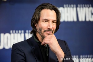 Keanu @ John Wick: Chapter 2 Gala Screening