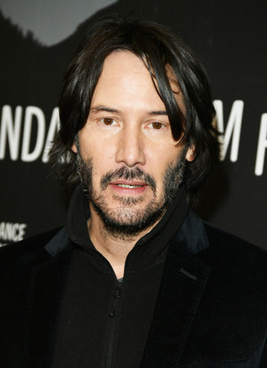 Keanu @ Sundance Premiere of 'To the Bone'