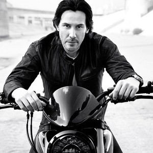 Keanu in Men's Fitness
