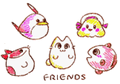 Kirby Friends