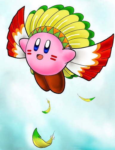 Video Games wallpaper entitled Kirby