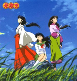 Ladies in Inuyasha 2