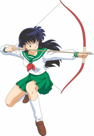 Ladies in Inuyasha (Kagome) 2