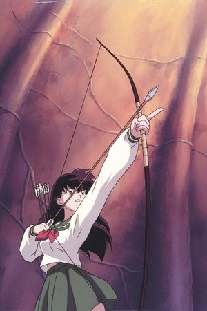 Ladies in InuYasha (Kagome) 5
