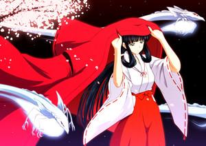 Ladies in Inuyasha (Kikyou) 6