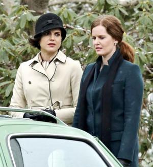 Lana and Bex