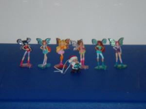 Le Winx e Babbo Natale