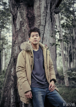 Lee Sang Yoon Harpers Bazaar Magazine January Issue 17
