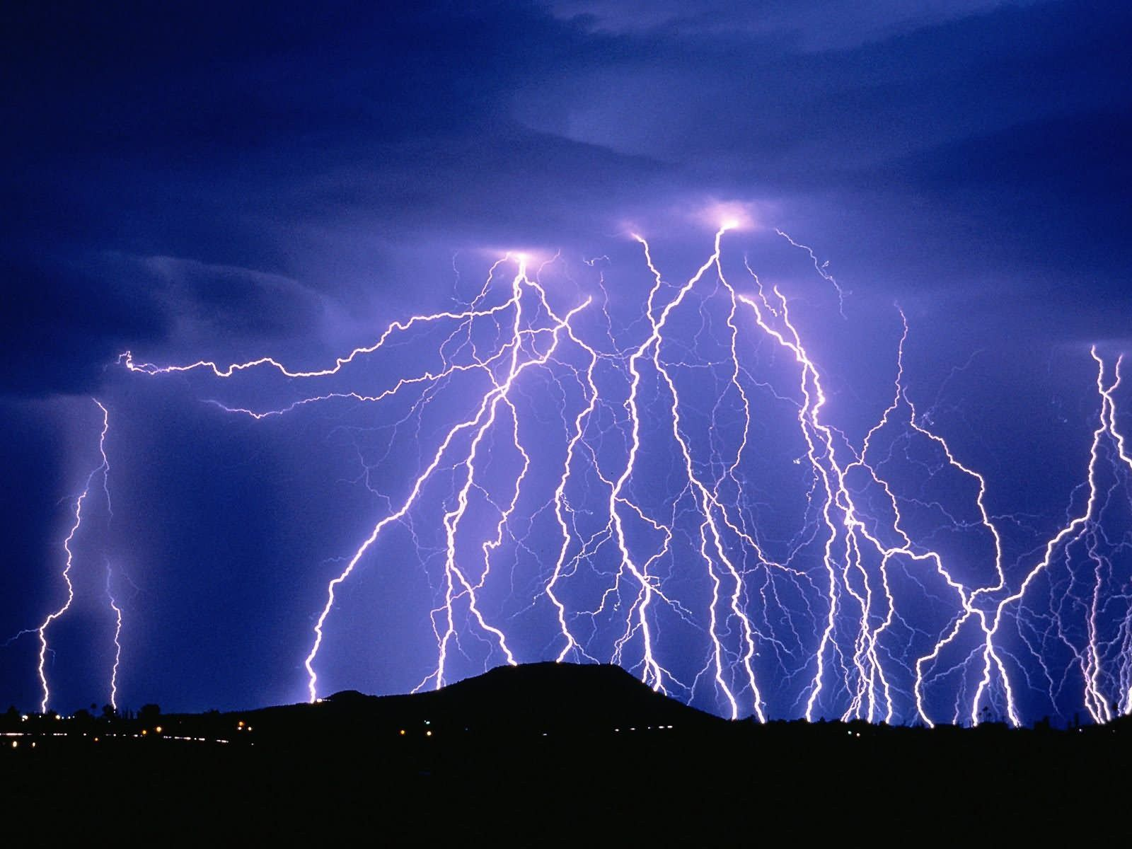 Weather Images Lightning HD Wallpaper And Background Photos