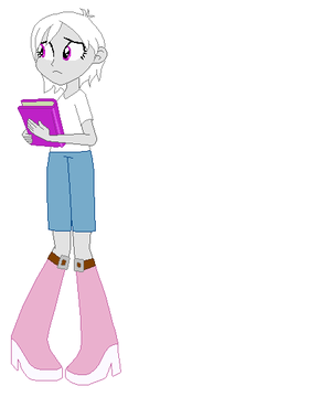 Lilly in Equestria Girls style