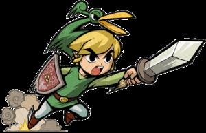Link Minish кепка, колпачок 2