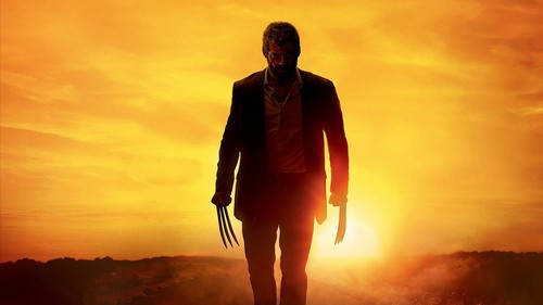 Hugh Jackman as Wolverine wolpeyper called Logan Wolverine