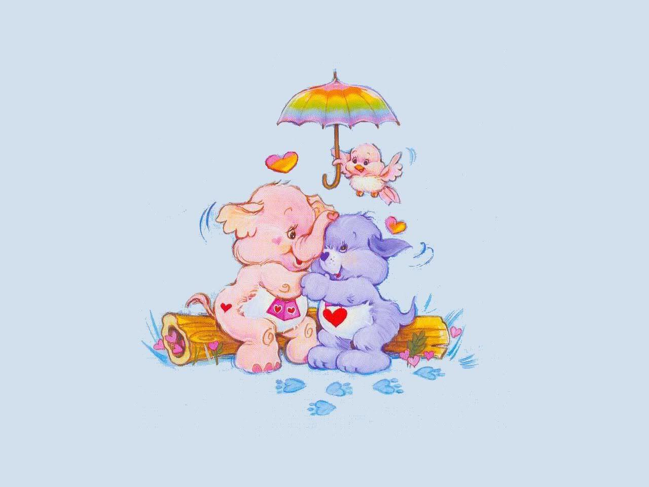 Lotsa Heart Elephant and Loyal Heart Dog