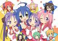 Lucky Star wallpaper - anime photo