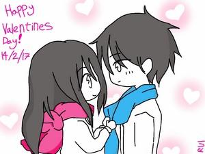 LxB happy valentines dia from rui