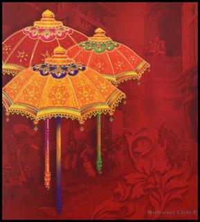 Madhurash - Premium Wedding cards