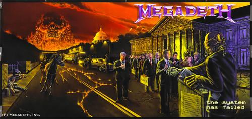 Megadeth Wallpaper Entitled Album