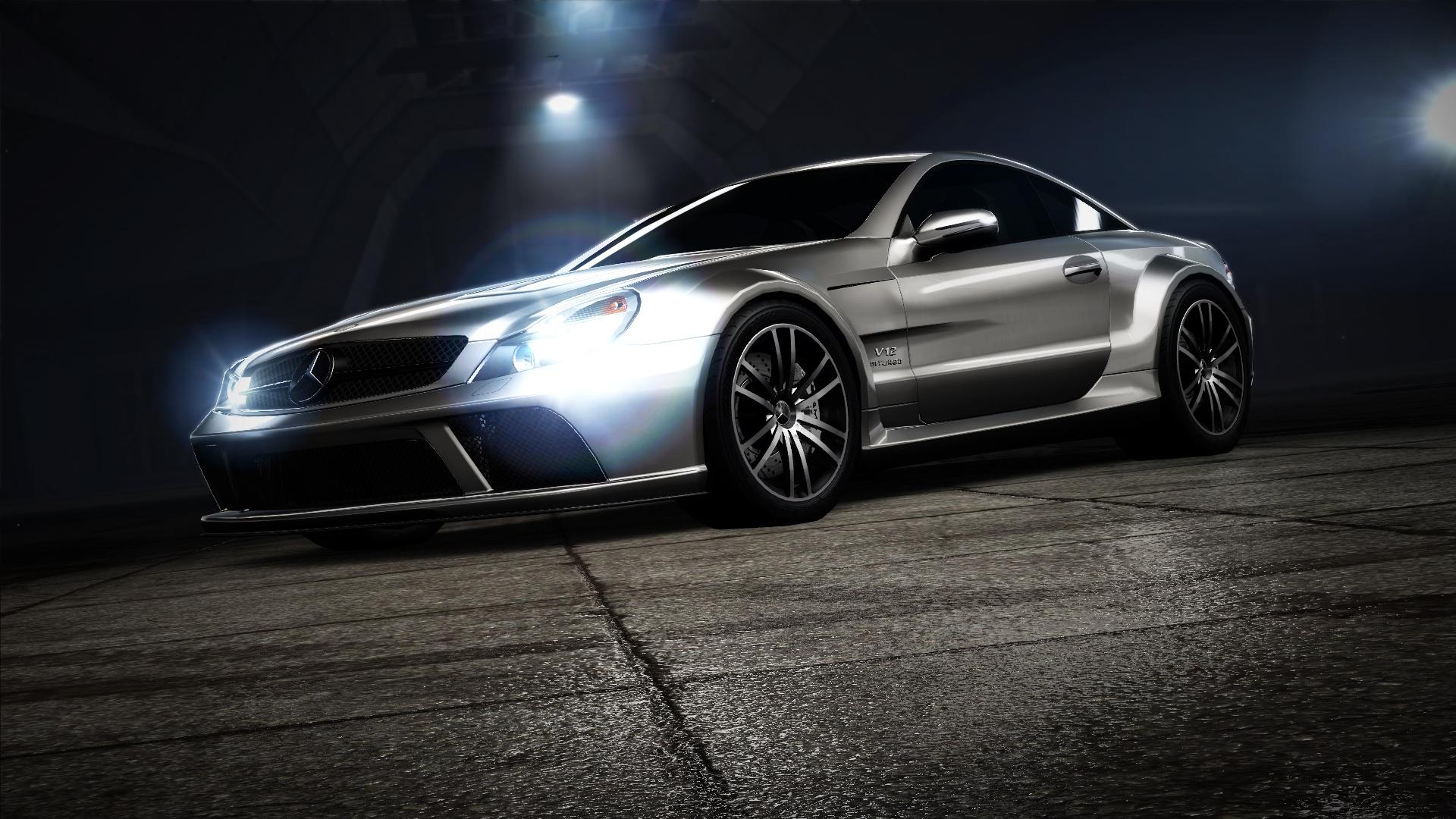 Mercedes Benz Sl 65 Amg Mercedes Benz Fond D Ecran 40214642 Fanpop
