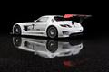 Mercedes-Benz SLS AMG (White) - mercedes-benz photo