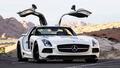 Mercedes-Benz SLS AMG - mercedes-benz wallpaper
