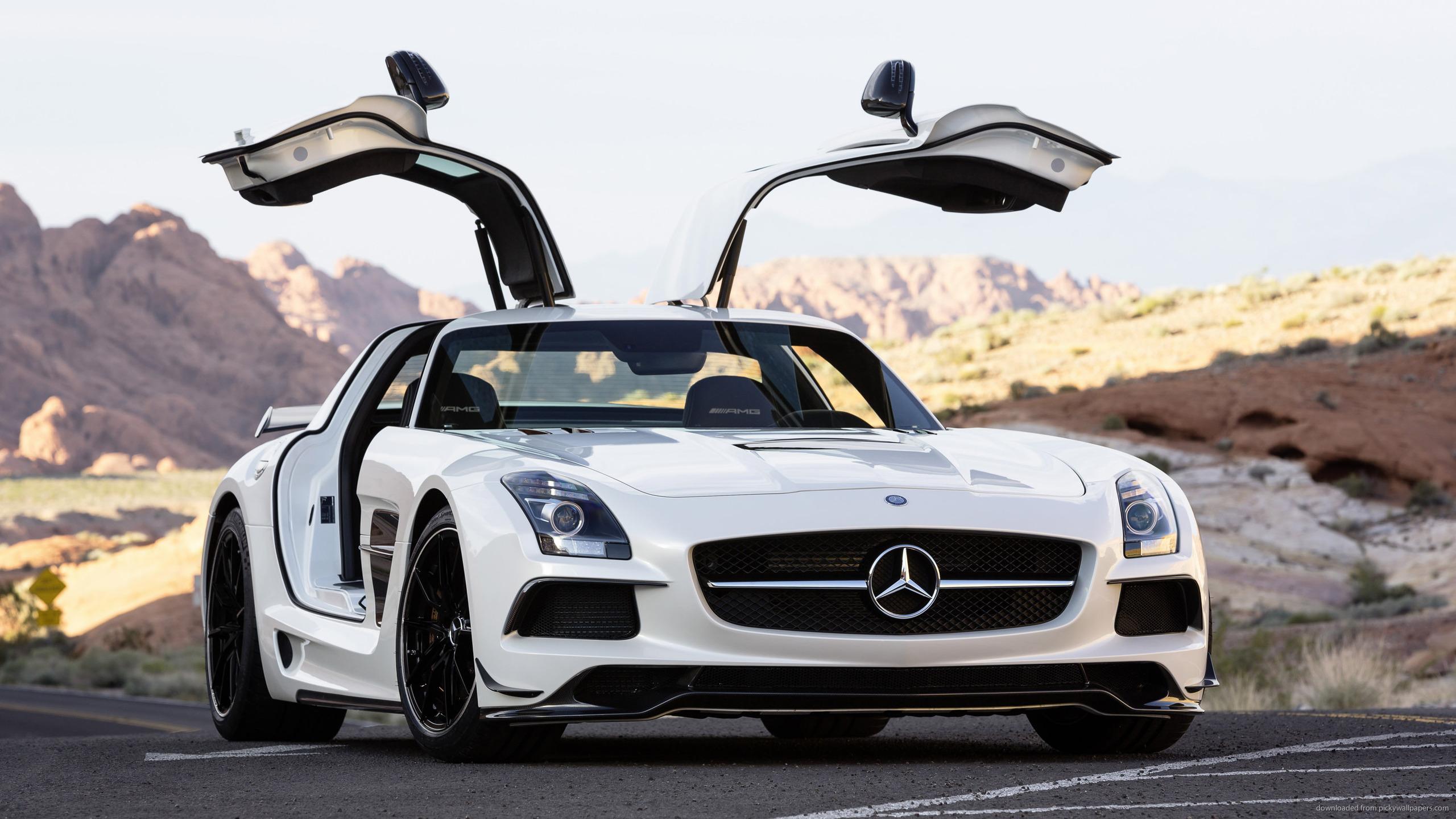 Mercedes Benz Sls Amg Mercedes Benz Fond D Ecran 40275612 Fanpop