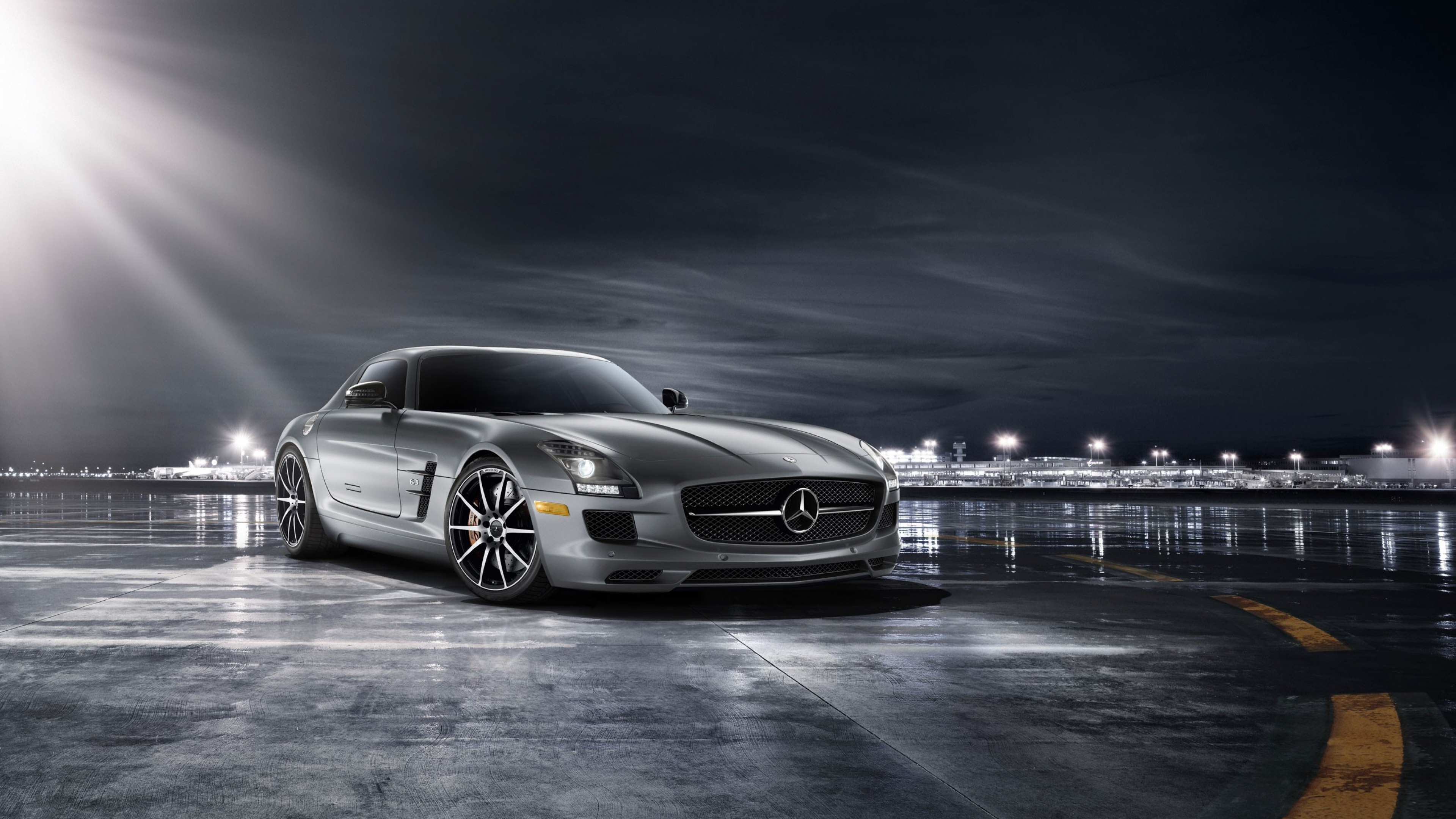Mercedes Benz Images Mercedes Benz Sls Amg Hd Wallpaper And