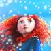 Merida icon - childhood-animated-movie-heroines icon