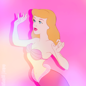 Mermaid Princess ~ Sinderella