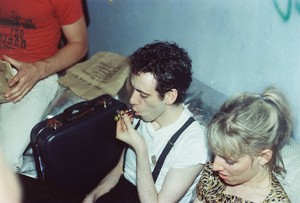 Mick Jones Backstage Bonds copy