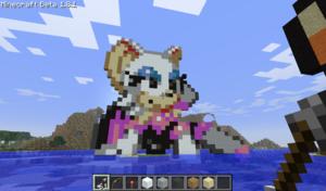 Minecraft Rouge