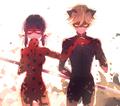 Miraculous.Ladybug Hintergrund