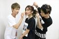 Misako Uno, Shinjiro Atae, and Mitsuhiro Hidaka - misako-uno photo