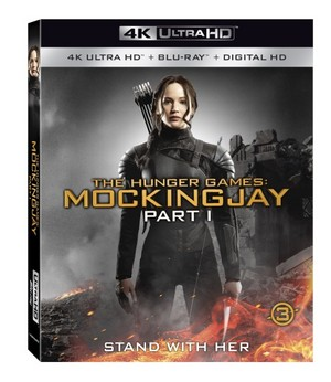 Mockingjay part 1 4K cover