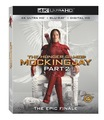 Mockingjay  part 2 4K cover  - the-hunger-games photo
