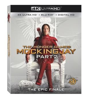 Mockingjay part 2 4K cover