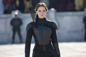 Mockingjay part 2 - BTS