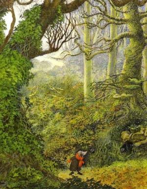 toupeira in the Wild Wood