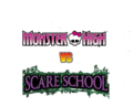 Monster High vs. Scare School (Logo) - monster-high photo