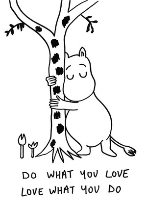 Moomin Print