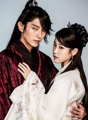 Moon những người đang yêu : Scarlet tim, trái tim Ryeo