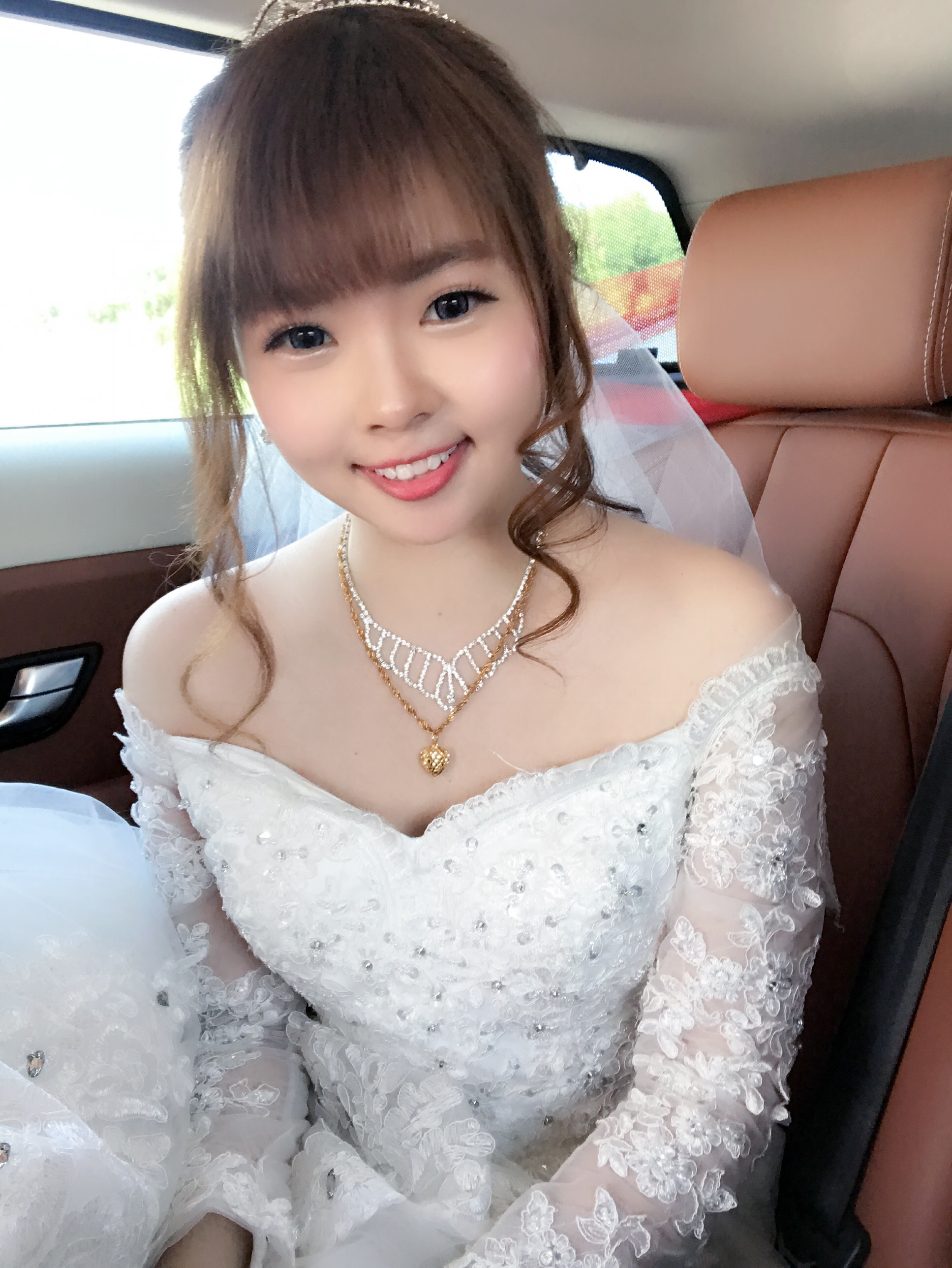 Beautiful Bride But 56