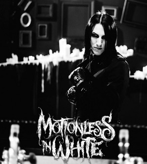 Motionless in White -Chris Cerulli