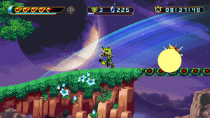 My Freedom Planet 2 Demo Screenshots
