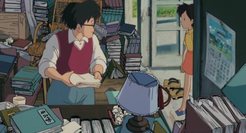 My Neighbor Totoro fond d'écran called My Neighbor Totoro Storyboard Comparison