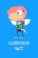 My Poptropican Curious Sky! - poptropica photo