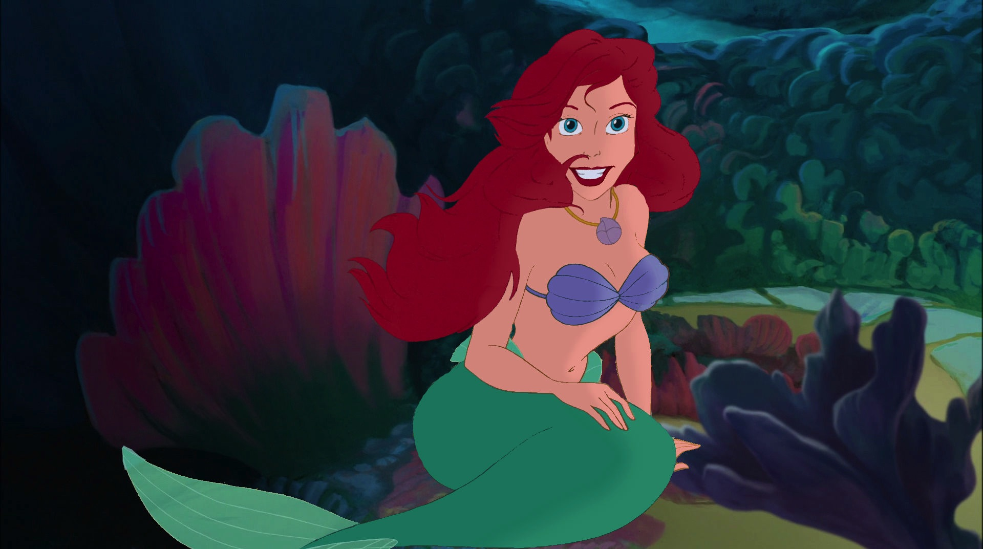 My Redesign of Ariel