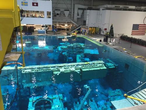 Joomla images NASA Underwater Simulation Pool HD wallpaper ...