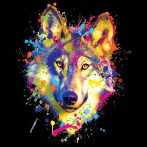 Neon serigala, wolf